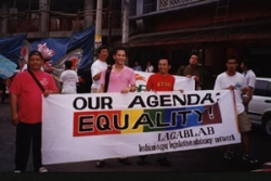Our agenda is equality
